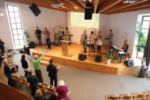 Sonntags Gottesdienst